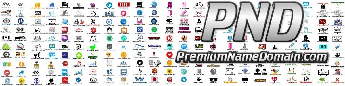 Premium name domain