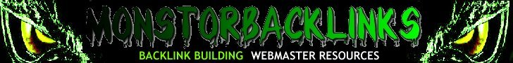 monster backlinks webmaster resources